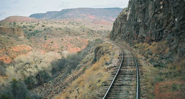 Sedona Train tours