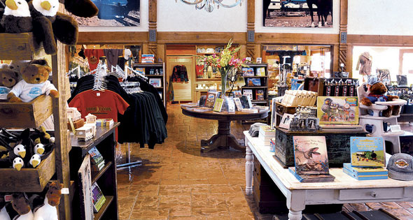 Verde Canyon Railroad Gift Shop