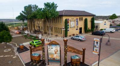 Arizona copper art museum