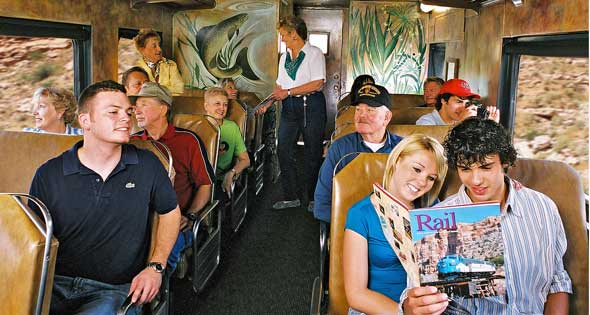Verde Canyon Railroad Tours