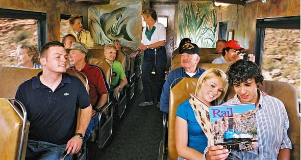 Verde Canyon Railroad Tours