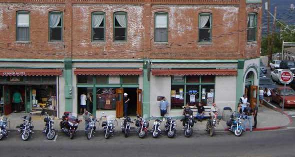 Jerome, AZ Motorcycle