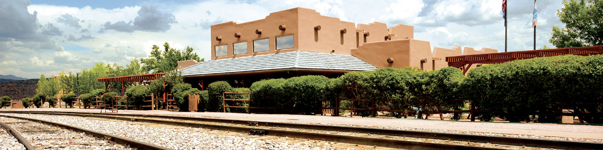 Verde Canyon Railroad Depot