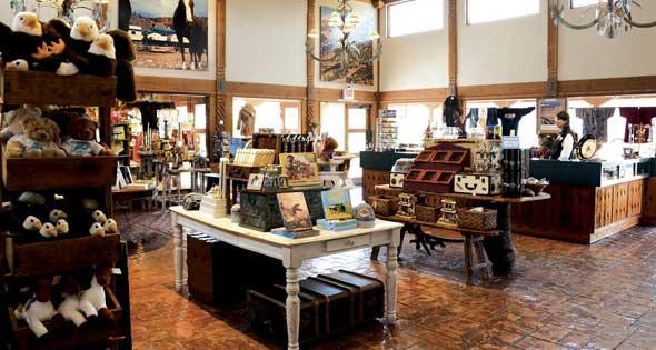 Verde Canyon Railroad Gift Shop