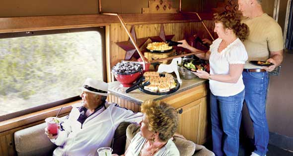 First Class Tours near Sedona