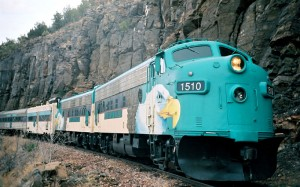 Verde Canyon Railroad Train