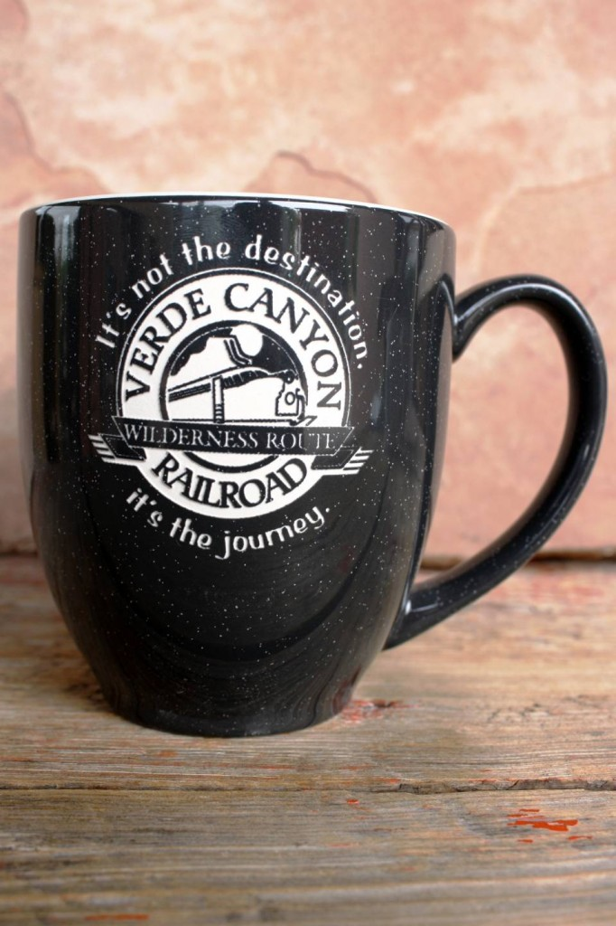 Verde Canyon Railroad Bistro Coffee Mug