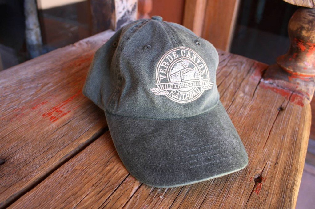 Verde Canyon RR Faded Cap