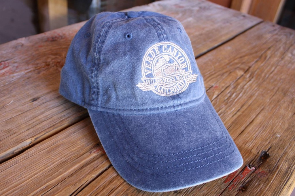 VCRR Blue Denim Cap
