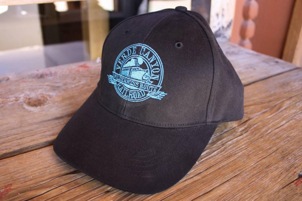 Black Train Cap