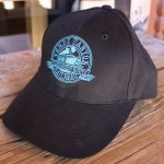 Black Train Cap