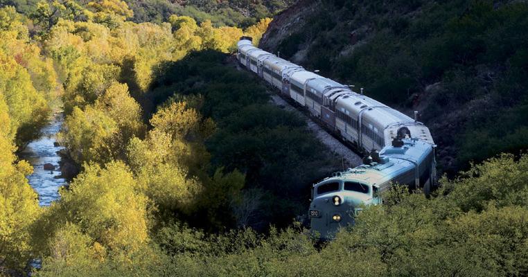 Verde Canyon RR Sedona