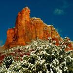 Sedona in the Winter
