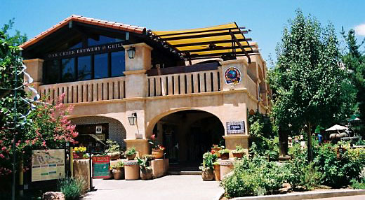 Oak Creek Brewery Sedona