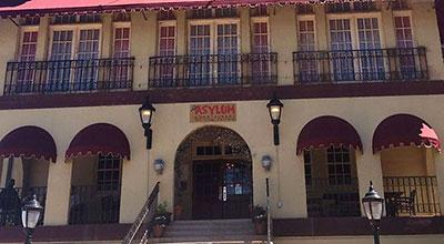 Asylum Restaurant Jerome, AZ