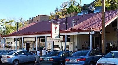 Jerome Az Restaurants Verde Canyon Rr Sedona Area Tours