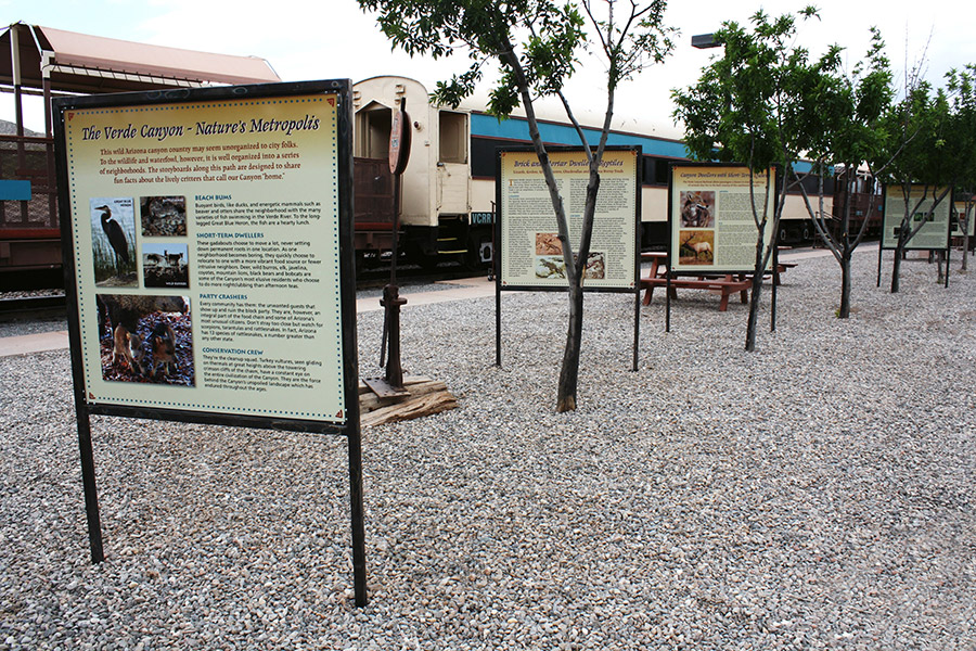 About Verde Canyon Railroad