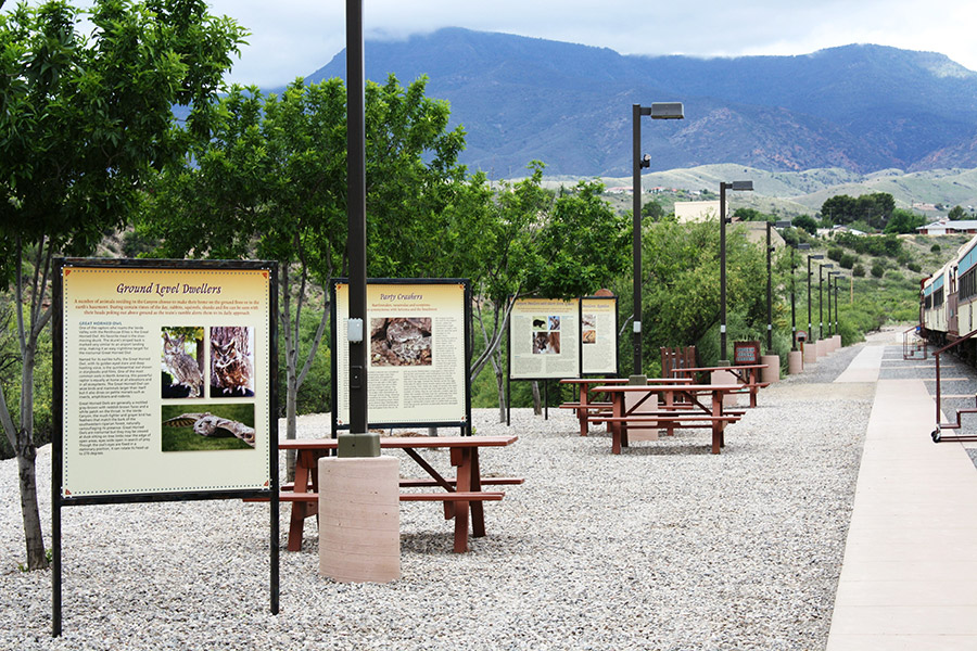 Verde Canyon Railroad information