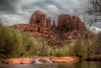 Red Rock Crossing Verde Valley