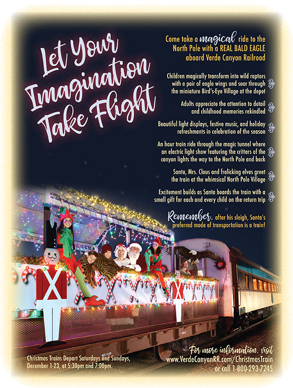 download our christmas train promotional flyer - The Christmas Train