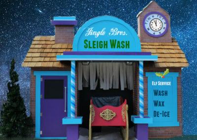 Sleigh Wash