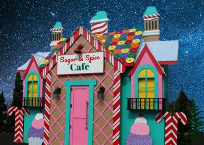 Sugar & Spice Cafe