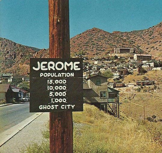 Jerome - Verde Canyon RR, Sedona Area Tours